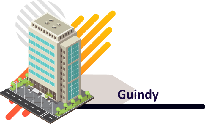 coworking office space in guindy